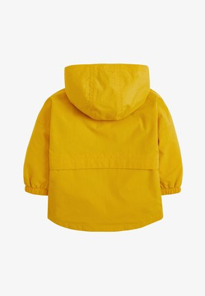 RED SHOWER RESISTANT ANORAK (3MTHS-7YRS) - Regenjas - yellow