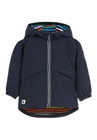 Next - RED SHOWER RESISTANT ANORAK (3MTHS-7YRS) - Impermeabile - blue - 0