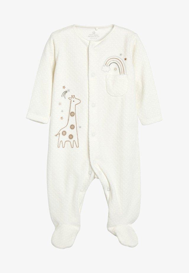 Sleep suit - off-white