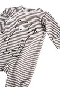 Next - (0MTHS-2YRS) - Pyjamas - grey - 2