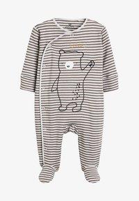 Next - (0MTHS-2YRS) - Pyjamas - grey - 0