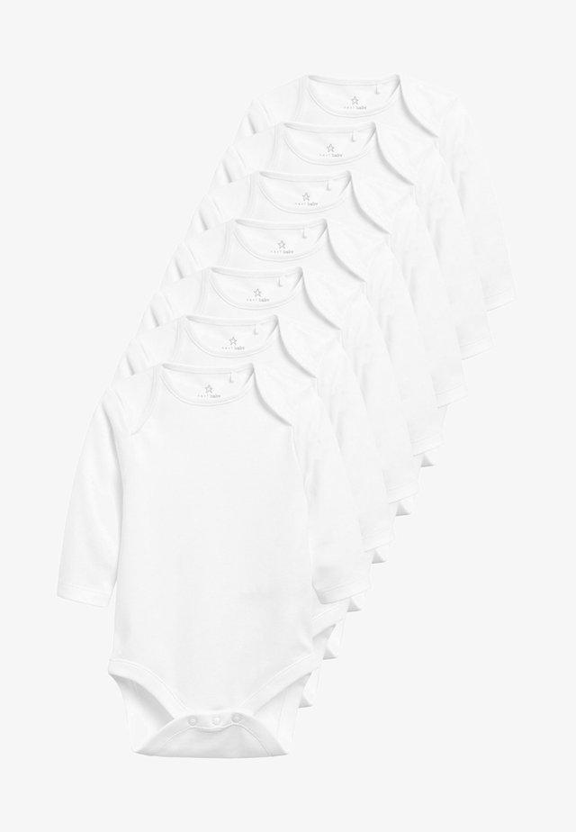 7 PACK  - Body - white