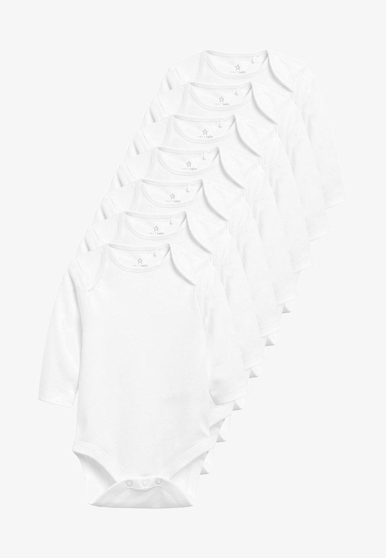 Next - 7 PACK  - Body - white