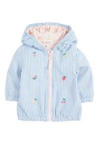 Next - Light jacket - blue - 0
