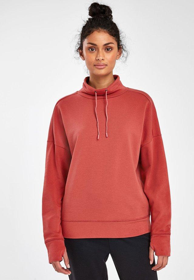 RUST EMMA WILLIS - Sweatshirt - orange