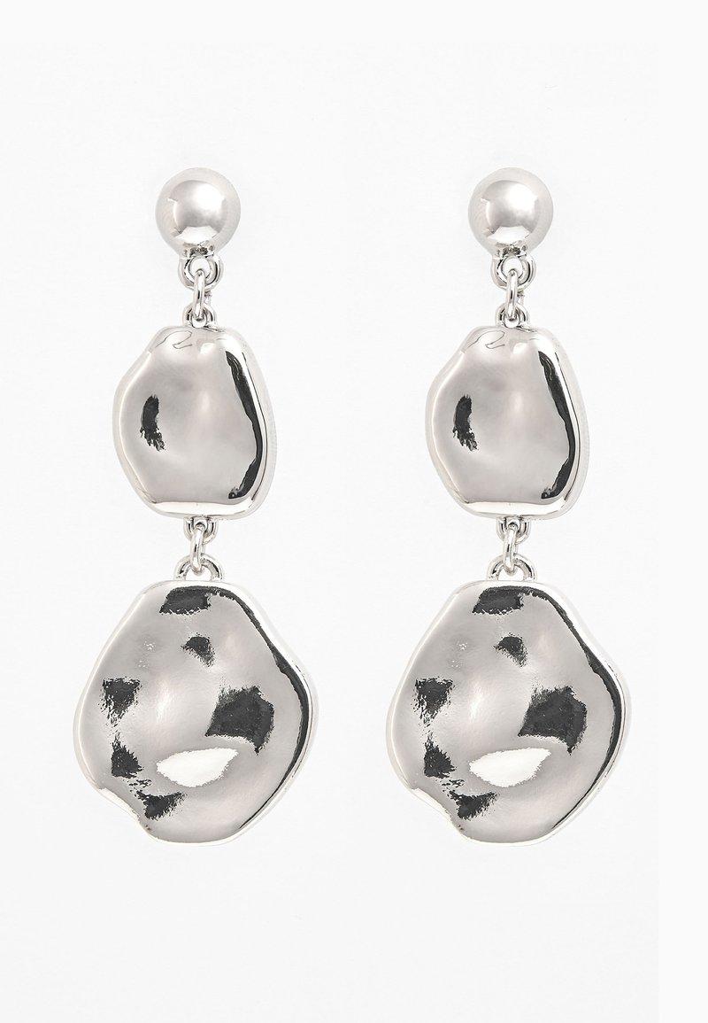 Next - Earrings - silver