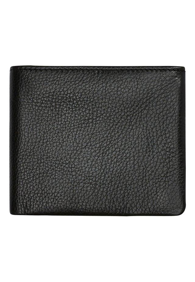 CHUNKY ZIP BIFOLD WALLET - Wallet - black