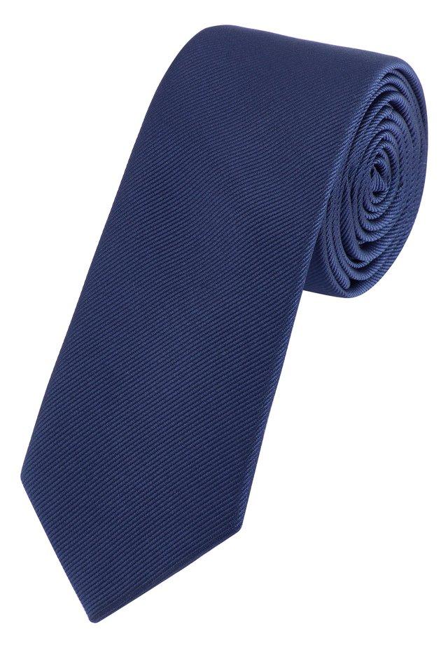 SLIM  - Tie - blue