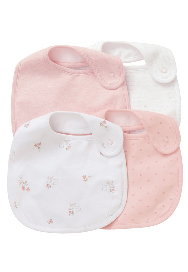 FOUR PACK - Baby's sleeping bag - pink