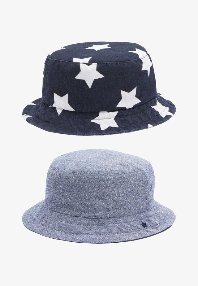 2 PACk - Hat - blue