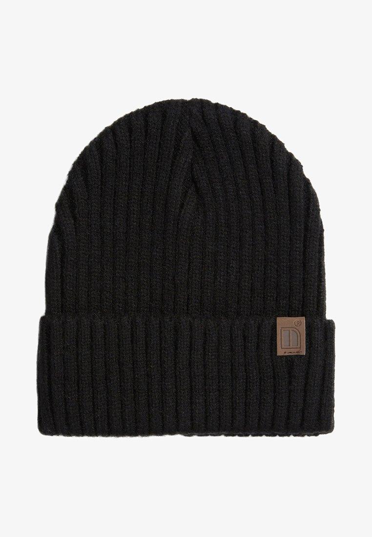 Next - Bonnet - black