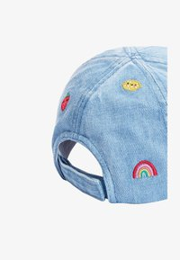 Next - DENIM EMBROIDERED CAP (YOUNGER) - Cap - blue - 1