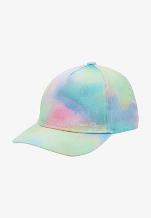 Cap - mottled pink