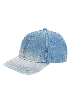 PINK/GREEN CAP (OLDER) - Cap - blue