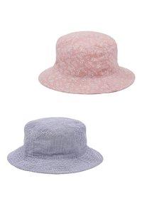 Next - Hat - pink - 0