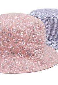 Next - Hat - pink - 3