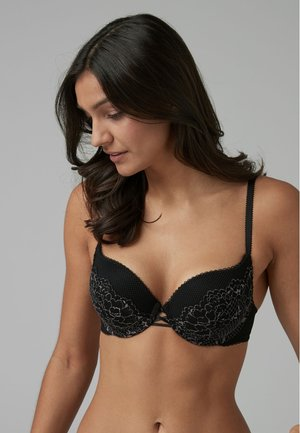 Push-up BH - black