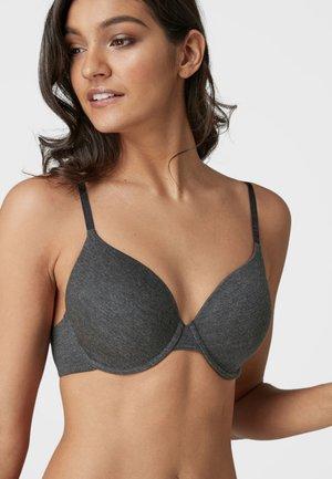Kaarituelliset rintaliivit - grey