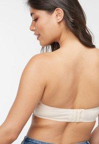 Next - Olkaimettomat/muut rintaliivit - beige - 1