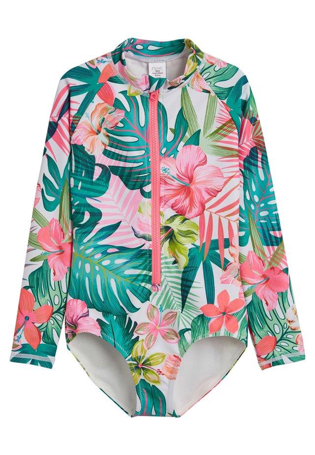 SUNSAFE - Kostium kąpielowy - pink