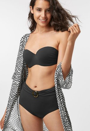 Top de bikini - anthracite
