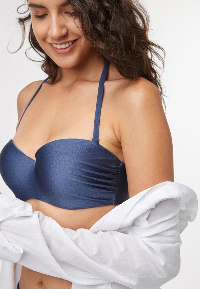 Next - Bikini-Top - blue
