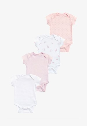 SHORT SLEEVE FOUR PACK - Body - pink