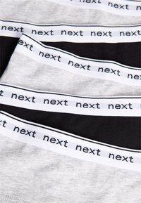 Next - FIVE PACKER - Alushousut - black/grey - 4