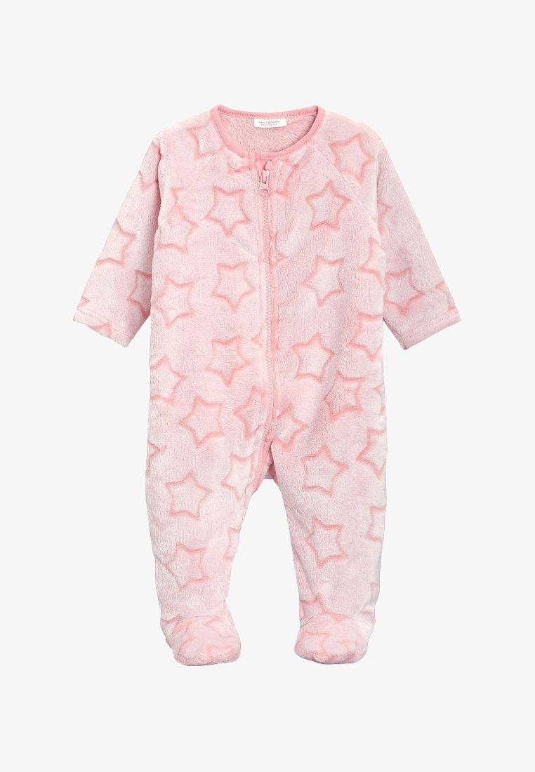 Next - STAR FLEECE - Pyjama - pink
