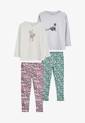 2 PACK CHARACTER - Pyjama - pink