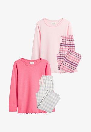 2 PACK - Pyjama set - pink