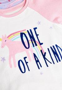 Next - 3 PACK - Pyjama set - pink - 9