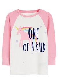 Next - 3 PACK - Pyjama set - pink - 1