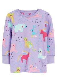 Next - 3 PACK - Pyjama set - pink - 7