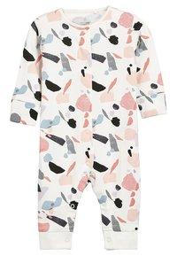 Next - 3 PACK - Pyjama - pink - 4
