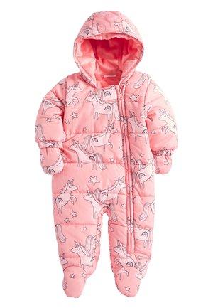 Talvihaalari - pink
