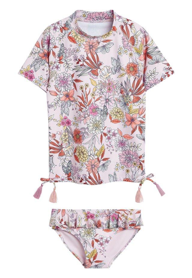 Kostium kąpielowy - pink