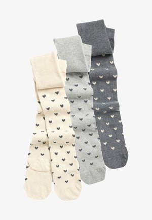 3 PACK - Collants - grey