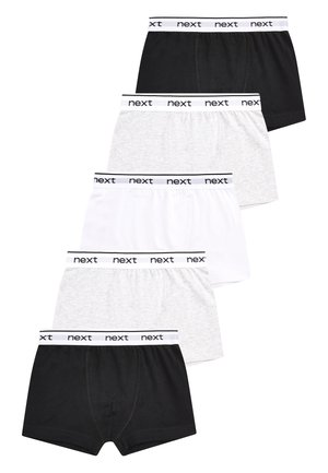 MONOCHROME 5 PACK TRUNKS (2-16YRS) - Panty - black