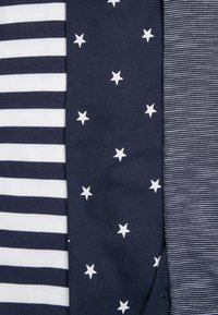 Next - STRIPE AND STAR 3 PACK - Pyžamo - navy/white - 5