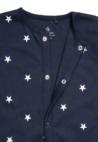 Next - STRIPE AND STAR 3 PACK - Pyžamo - navy/white - 4
