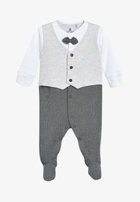 Next - SMART BOW TIE 3-In-1 - Pyžamo - grey - 0