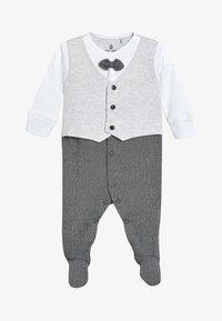 Next - SMART BOW TIE 3-In-1 - Pyjama - grey - 0