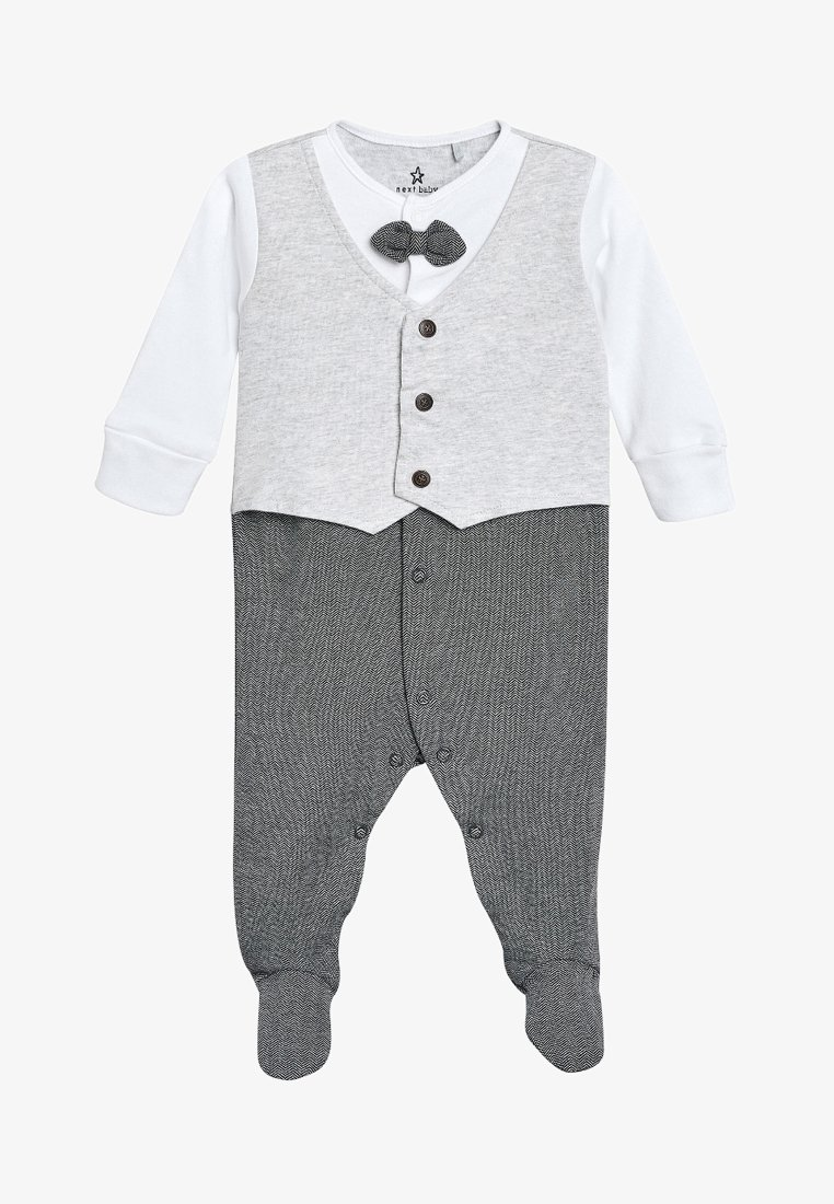 Next - SMART BOW TIE 3-In-1 - Pyjama - grey