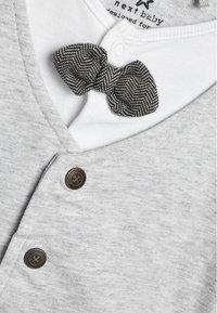 Next - SMART BOW TIE 3-In-1 - Pyjama - grey - 2
