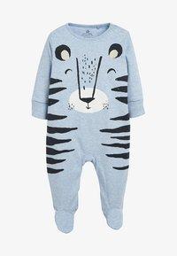 Next - TIGER  - Pyjamas - blue - 0