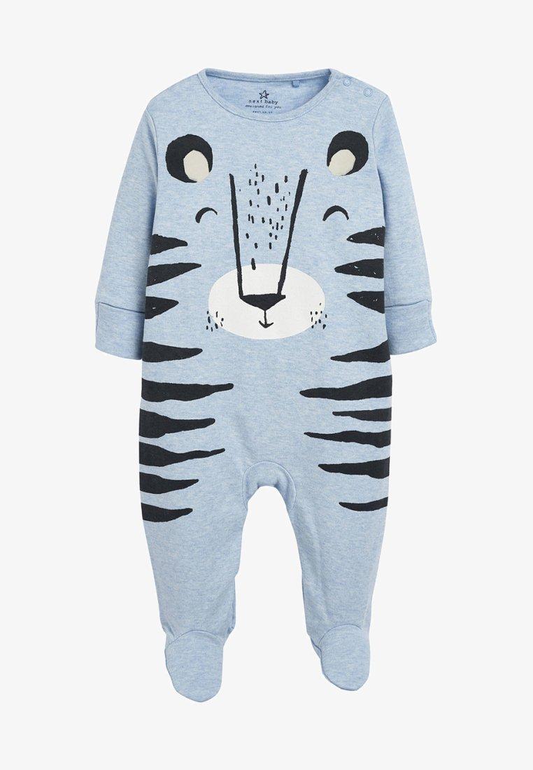 Next - TIGER  - Pyjamas - blue