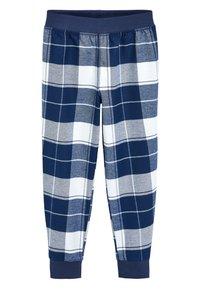 Next - 2 PACK  - Pyjama set - blue - 4