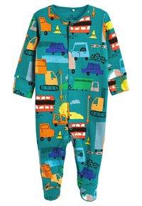Next - 3 PACK - Pijama - green - 3
