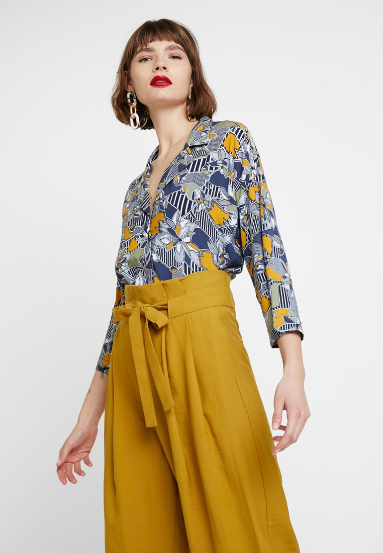 Native Youth - THE GEO FLORA - Blouse - multi coloured